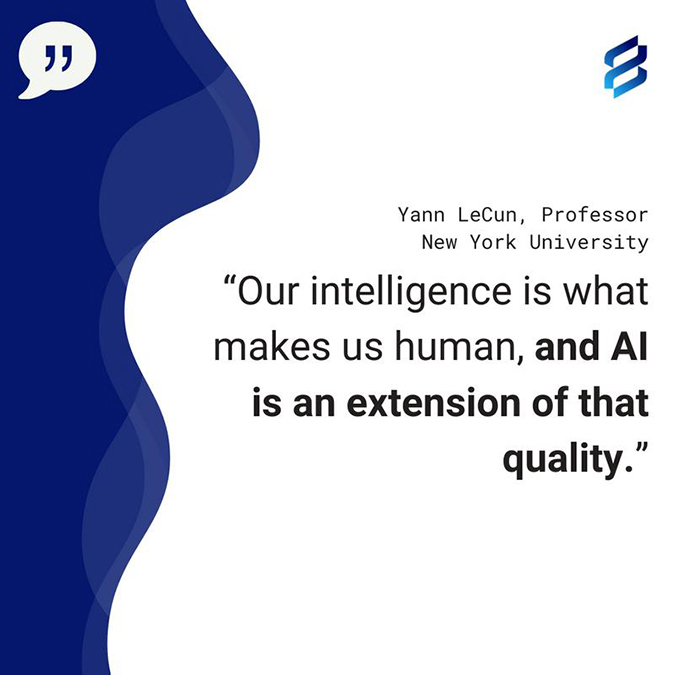 AI Extends Human Intelligence