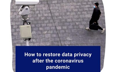 Restoring Data Privacy After COVID-19